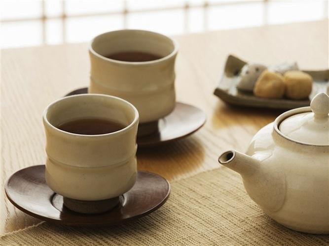 有香のお茶